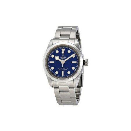 TUDOR Black Bay Automatic Blue Dial Ladies Watch