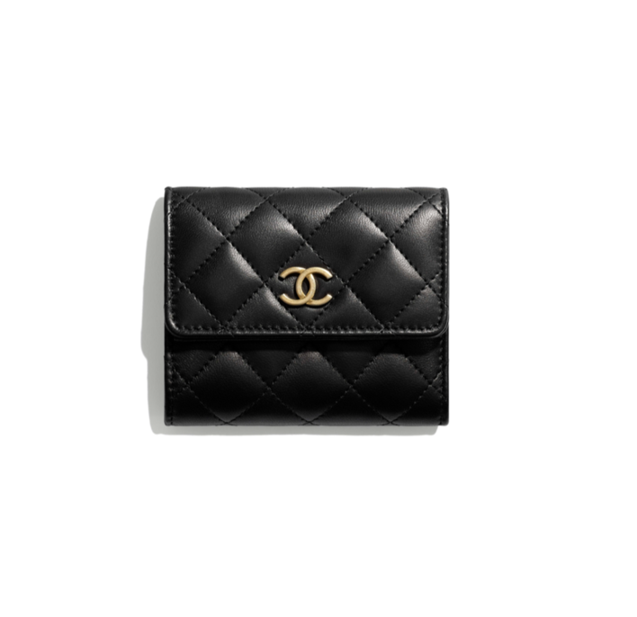 Chanel Small Flap Wallet