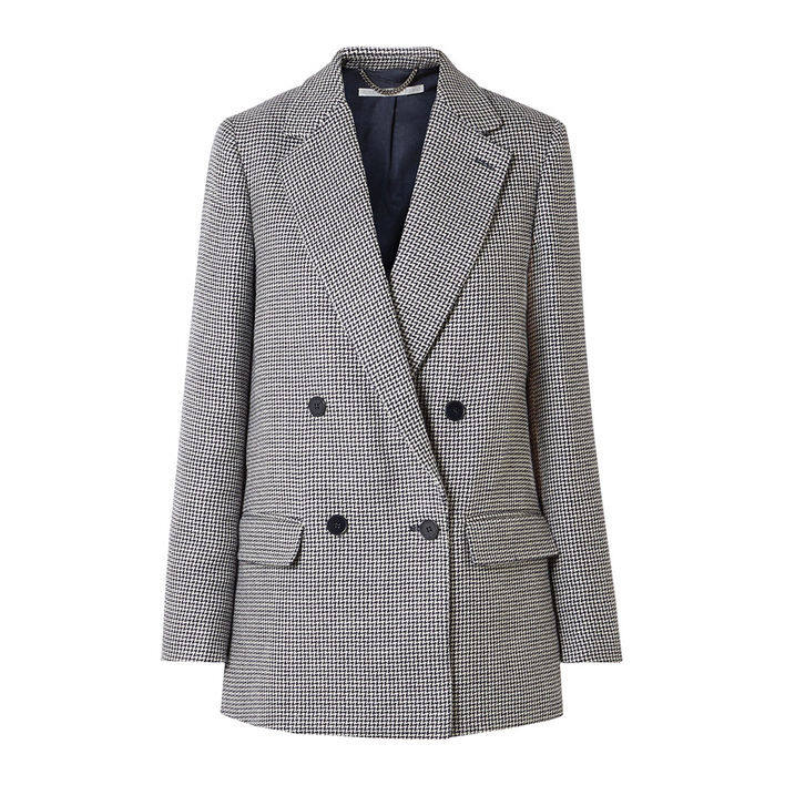 Stella McCartney Milly Oversized Wool-tweed Blazer $12,900 (Net-a-Porter)