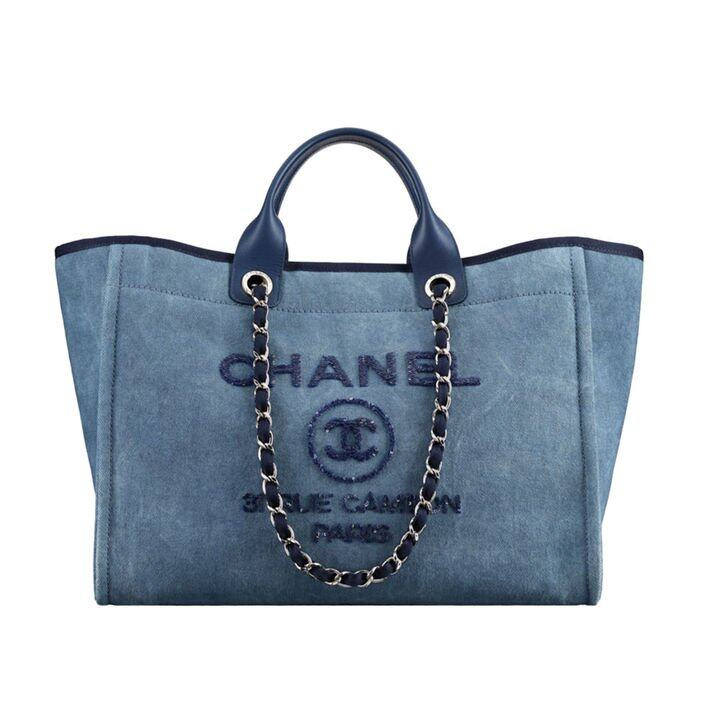<p>Chanel Large Shopping Bag $20,500</p>
