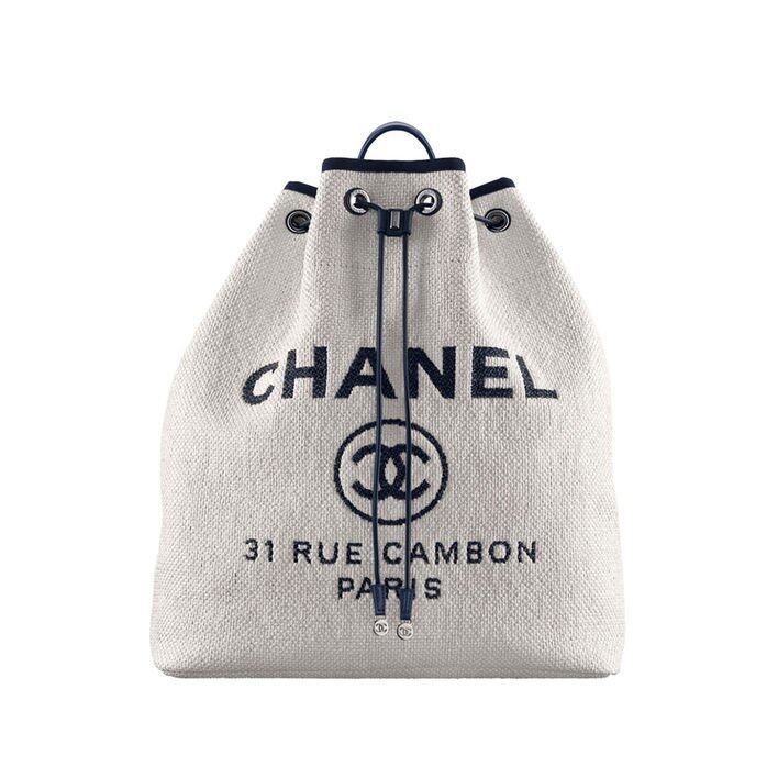 <p>Chanel Backpack $20,100</p>