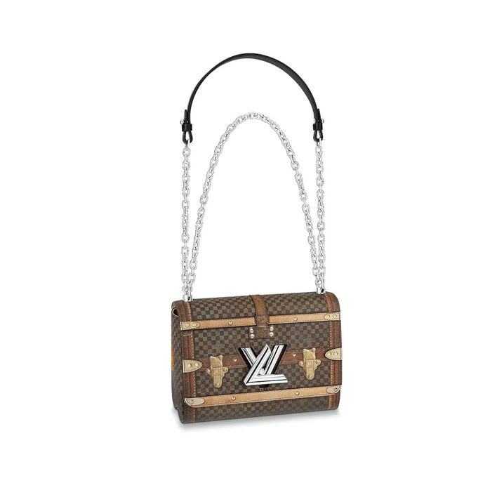 Louis Vuitton Twist MM Handbag $33,000