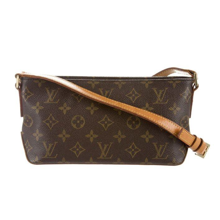 Louis Vuitton Monogram Trotteur Bag $4667