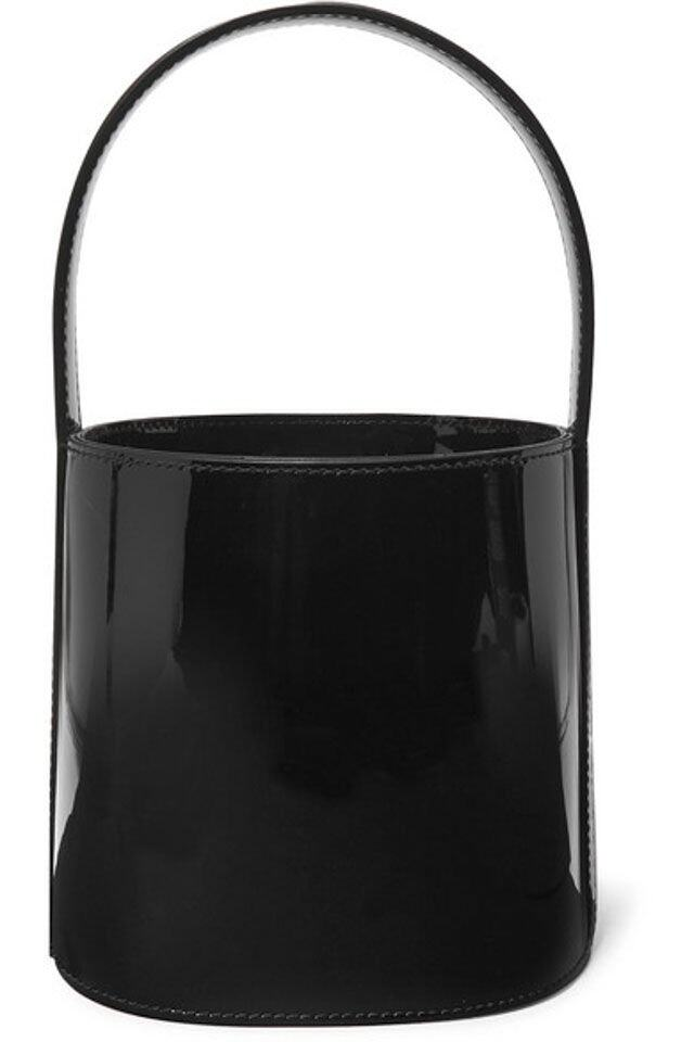 Staud Bissett Patent-Leather Bucket Bag $2583