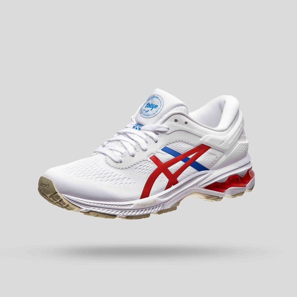ASICS GEL-KAYANO 26 跑鞋