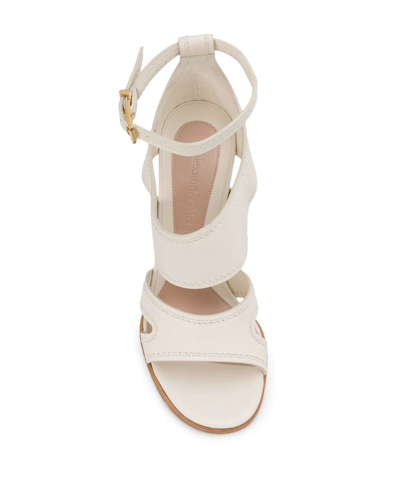 Alexander McQueen No.13 wedge sandals