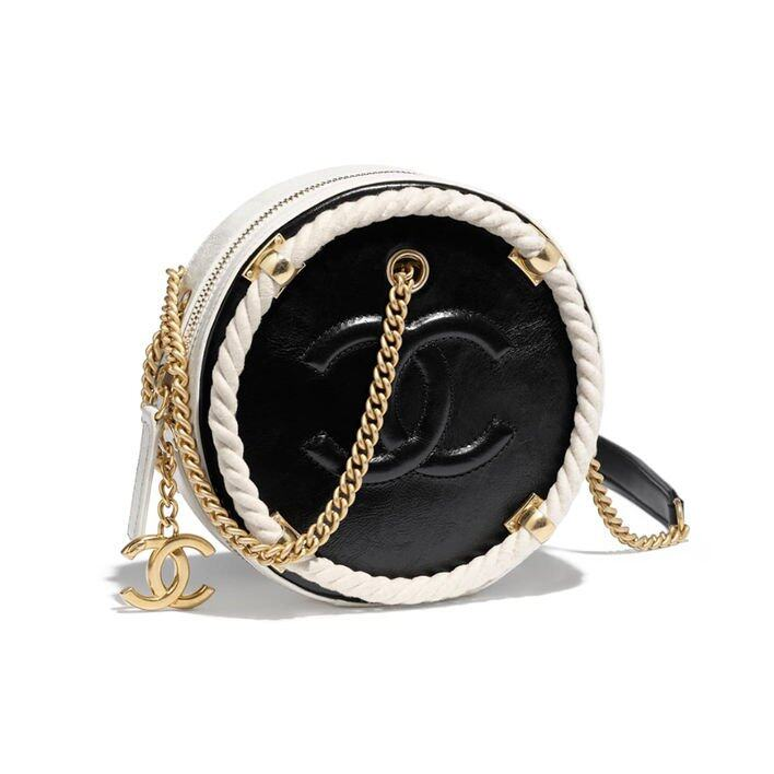 Chanel Small Round Bag 圓型手袋 $31,200
