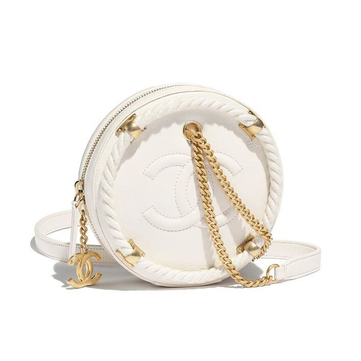 Chanel Small Round Bag 圓型小手袋