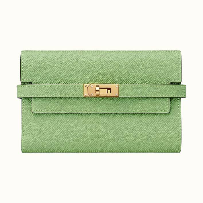 Hermès 網店必買愛馬仕銀包 8 : Hermès Kelly 系列銀包