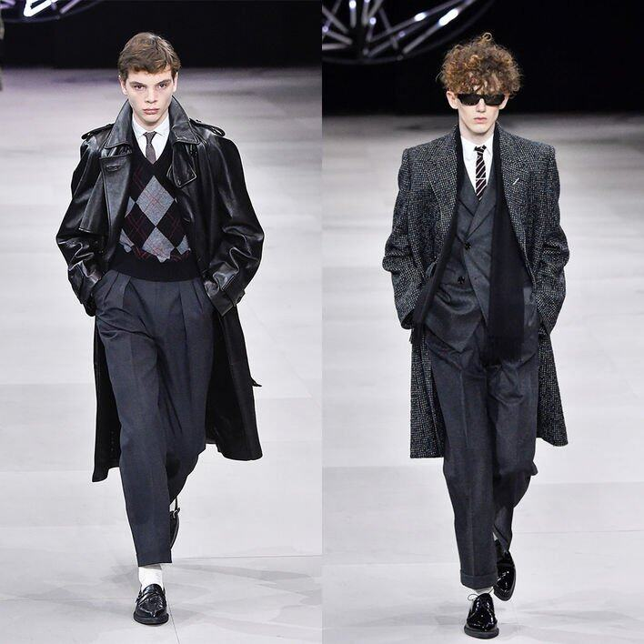 Celine AW19 Men Collection