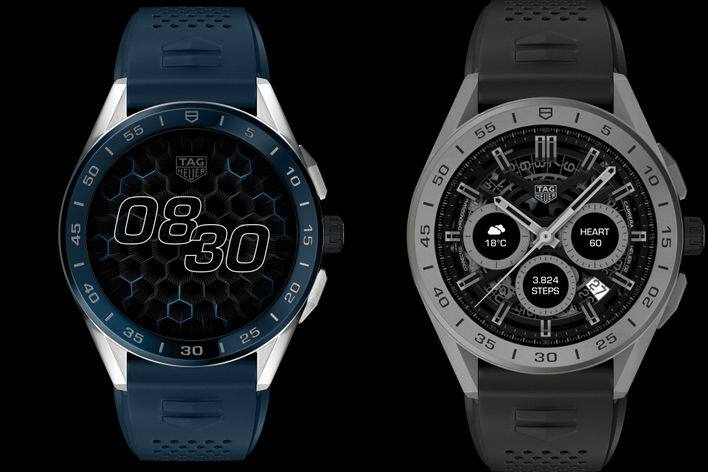 3. TAG Heuer Connected 智能手錶:全新色彩錶盤 2