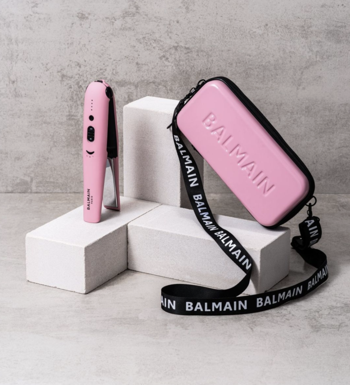 Balmain Paris Hair Couture's 無線直髮夾 $2,340 @ Net-a-porter