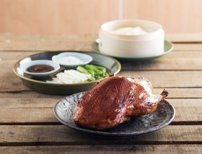片皮鴨 Chinese Crispy Roast Duck