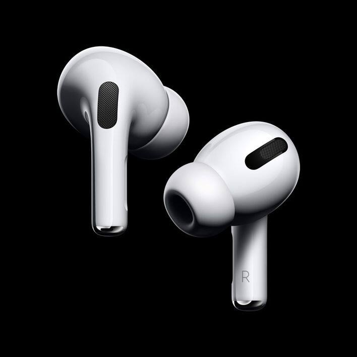 Apple AirPods Pro 功能 1 :  耳筒入耳式設計