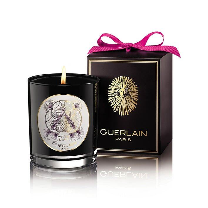 Guerlain Winter Delice 系列香薰蠟燭