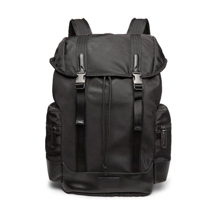 Polo Ralph Lauren Leather-Trimmed Ripstop Backpack $2,019 (Mr Porter)